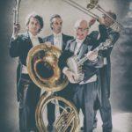 the 'Lulu White' salon orchestra (Foto: Isabelle Hannemann)